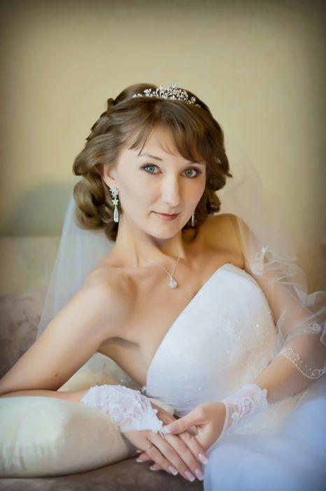 елена свадебные прически